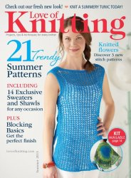 Love of Knitting, Summer 2015