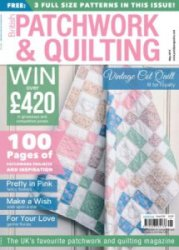 British Patchwork and Quilting - May 2015