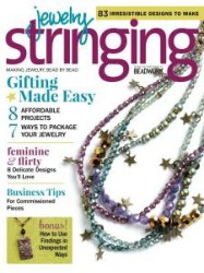 Jewelry Stringing - Winter 2015