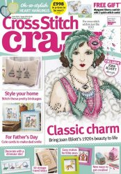 Cross Stitch Crazy - June 2015