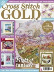 Cross Stitch Gold - july 2015