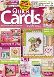 Quick Cards Made Easy №138 2015