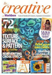 Be.. Creative with Workbox №149 May/June 2015