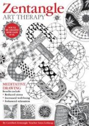 Zentangle Art Therapy №5 2015