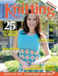 Knitting - Volume 6 No3