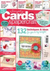 Simply Cards & Papercraft №136 2015
