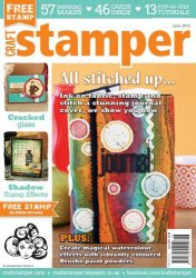 Craft Stamper №181 June (2015)