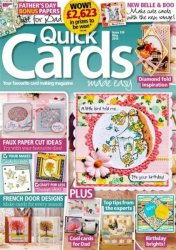 Quick Cards Made Easy №139 (May 2015)