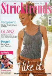 Stricktrends №2 (2015) Sommer