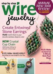 Step by Step Wire Jewelry Vol. 11 №3 2015