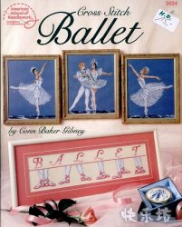 3604 Cross Stitch - Ballet