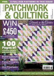 Patchwork and Quilting №257 2015