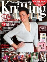 Knitting - issue99 February 2012