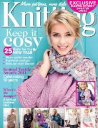Knitting - January 2012