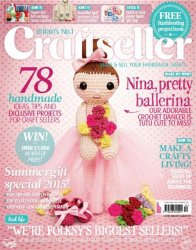 Craftseller №50 (June 2015 / UK)