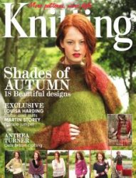 Knitting №107 Autumn 2012