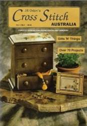 Jill Oxton`s Cross Stitch Australia Vol.1, №1