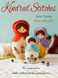 Kindred Stitches: Fun with Felt