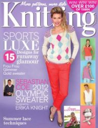 Knitting №104 July 2012