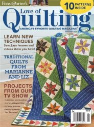 Love of Quilting №117 2015
