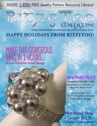 Ritzy Too! December 2014 - January 2015