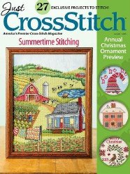 Just Cross Stitch №4 2015