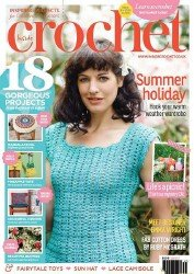 Inside Crochet Issue 67 2015