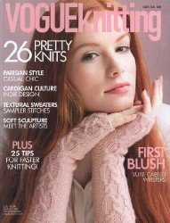Vogue Knitting - Early Fall 2015