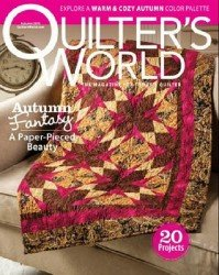 Quilter's World - Autumn 2015
