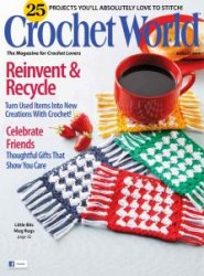 Crochet World - August 2015