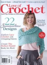 Love of Crochet - Summer 2015
