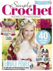 Simply Crochet Issue 32 2015