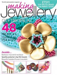 Making Jewellery - July 2015