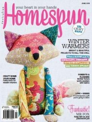 Australian Homespun №145 (June 2015)