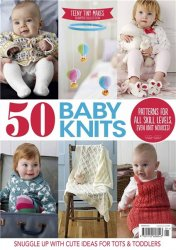 50 Baby Knits - spring 2015