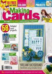 Making Cards №7 July 2015