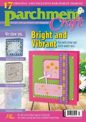 Parchment Craft№7 July 2015