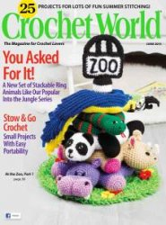 Crochet World vol38 №3 2015