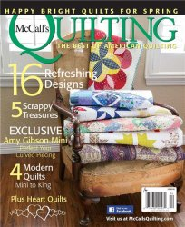 McCall's Quilting - March/April 2015