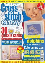 Cross Stitch Crazy №19 2001