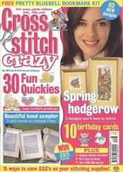 Cross Stitch Crazy №20 2001