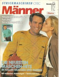 Strickmaschinen Chic Manner №2 1991