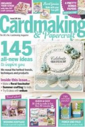 Cardmaking & Papercraft №145 July 2015