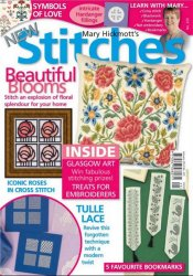 Mary Hickmott's New Stitches №225 2012