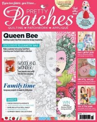 Pretty Patches - July-August 2015