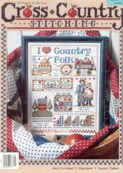 Cross Country Stitching �9-10 1990