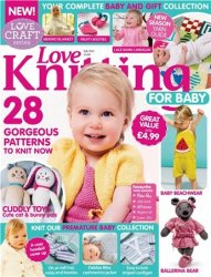 Love Knitting for Babies №7 2015
