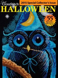 Just CrossStitch - Halloween 2015