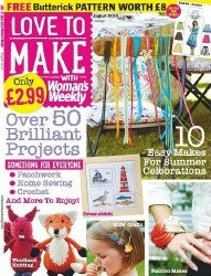 Love to make with Woman's Weekly - August 2015