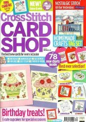 Cross Stitch Card Shop №79 2011